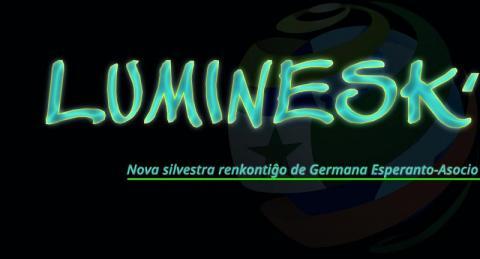 Logo LUMINESK