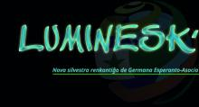 Logo LUMINESK